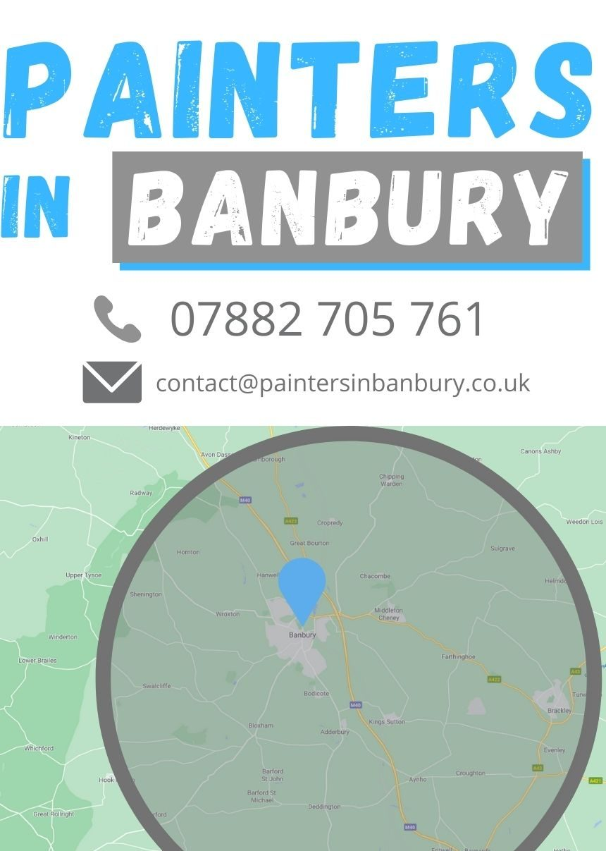 contact information Painters in Banbury
